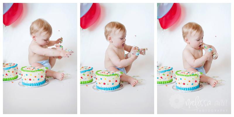 DeRidder-Twins-Cake-Photo