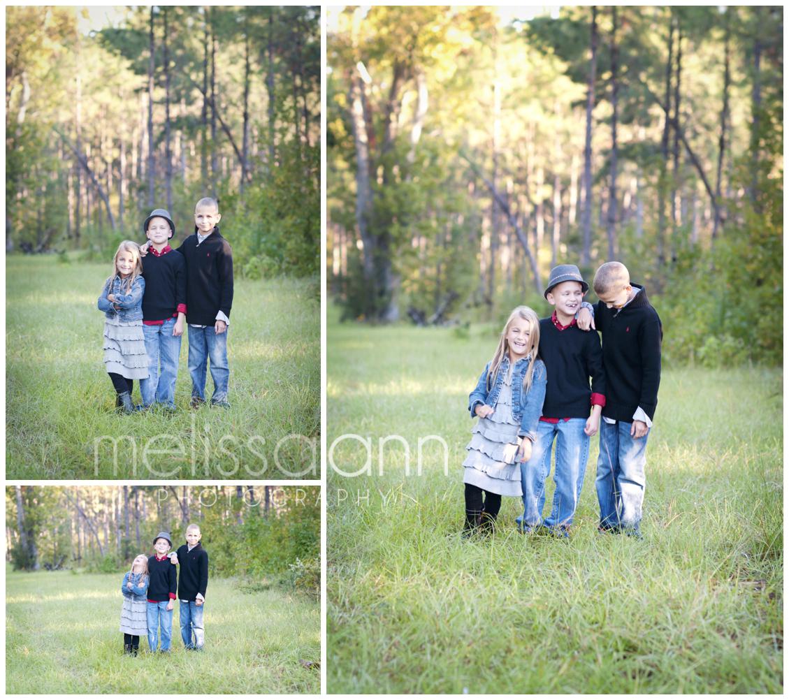 Ft. Polk-Family-Siblings-Photo