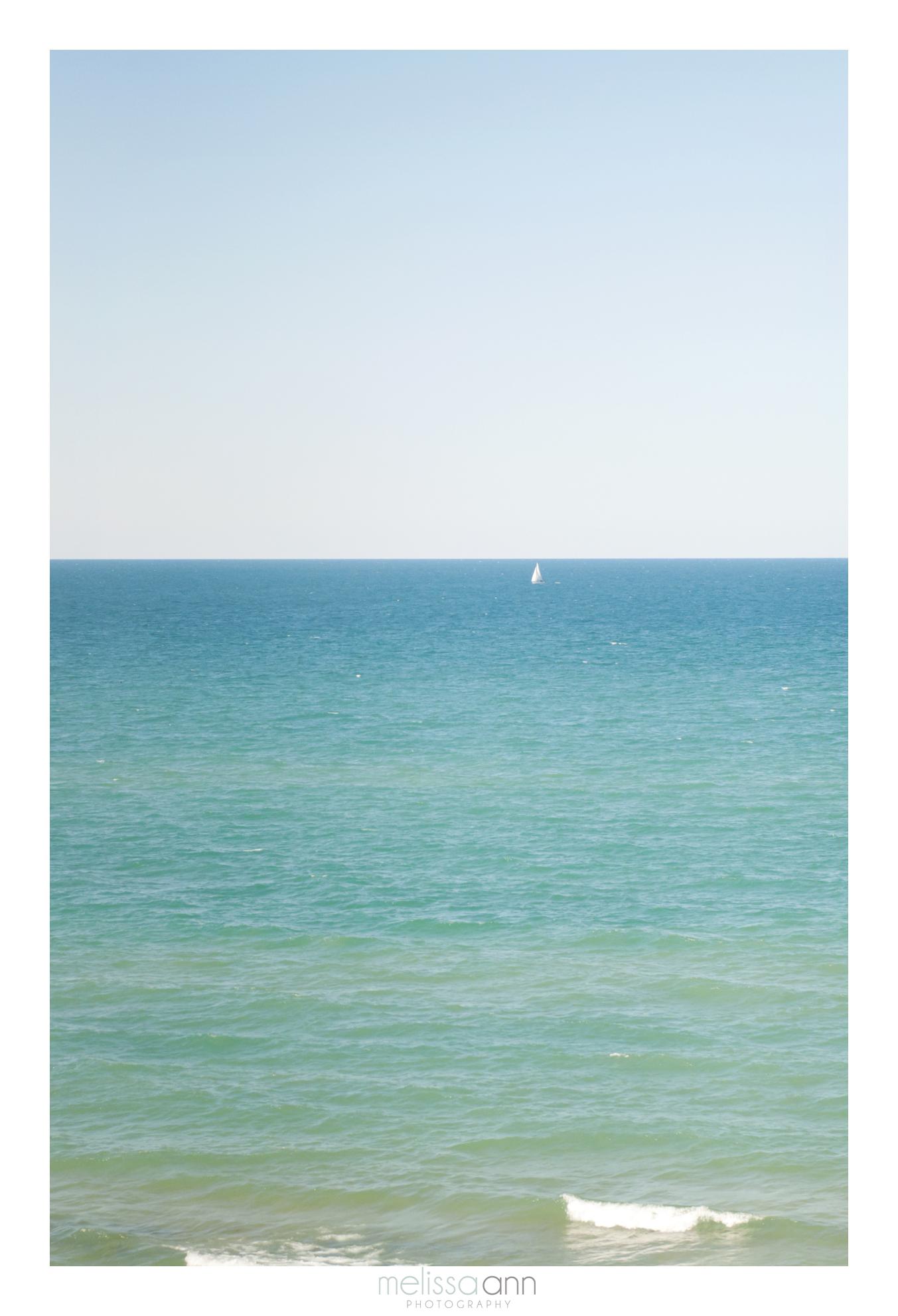 Landscape-Lake Michigan-Lighthouse-Photo