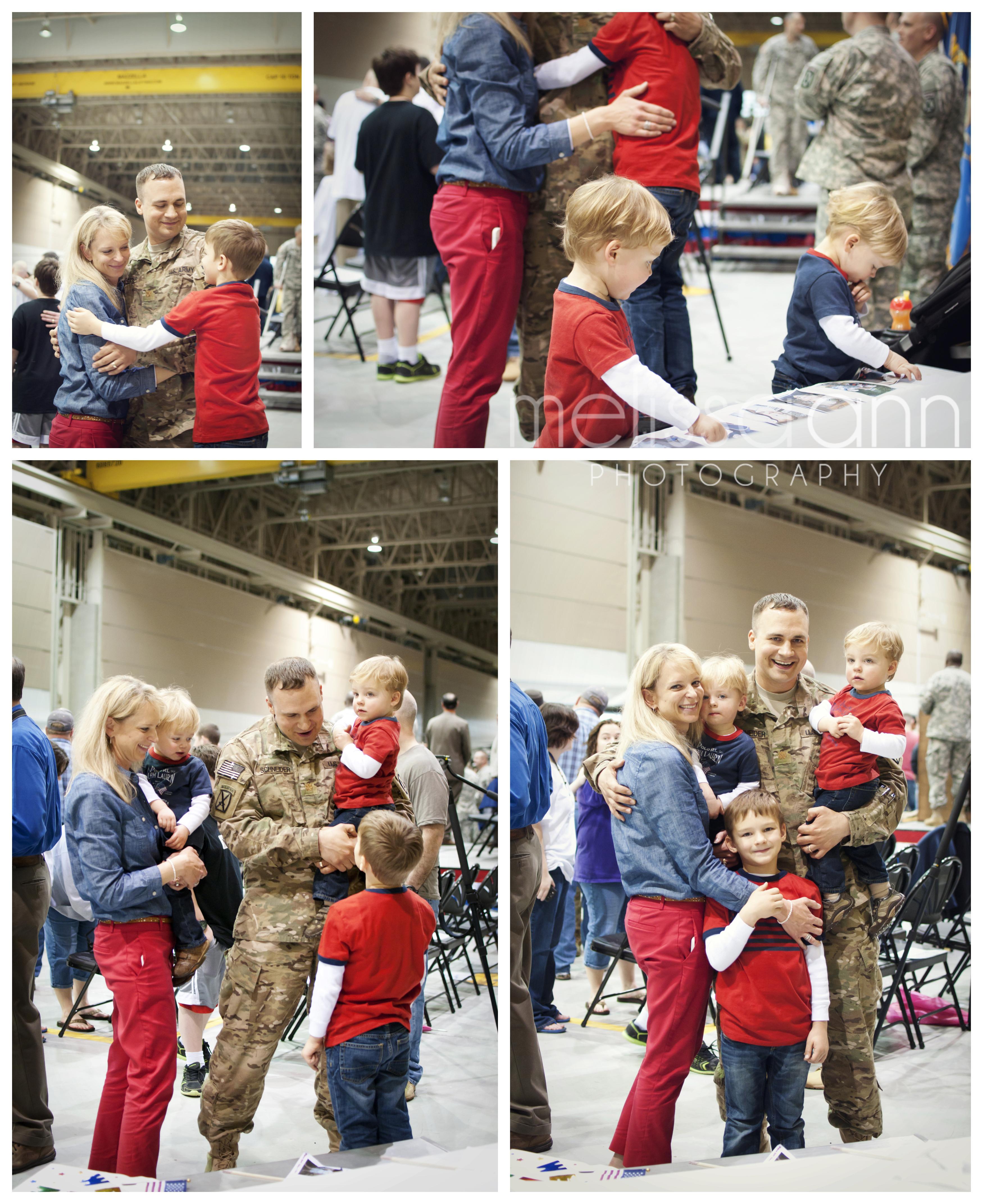 Ft. Polk-Homecoming-Family-Photo
