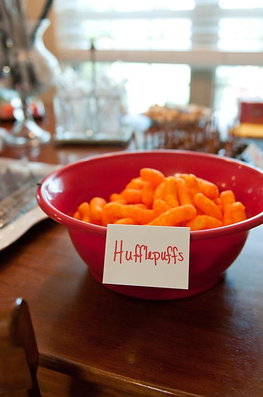 Longview-Harry Potter-Party-Food-Photo
